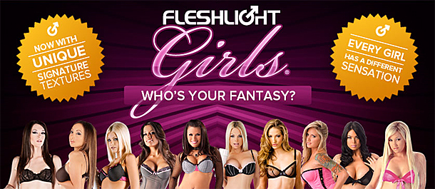 Don't forget to check out the Fleshlight Girls page, for the infamous Lotus texture Fleshlights!