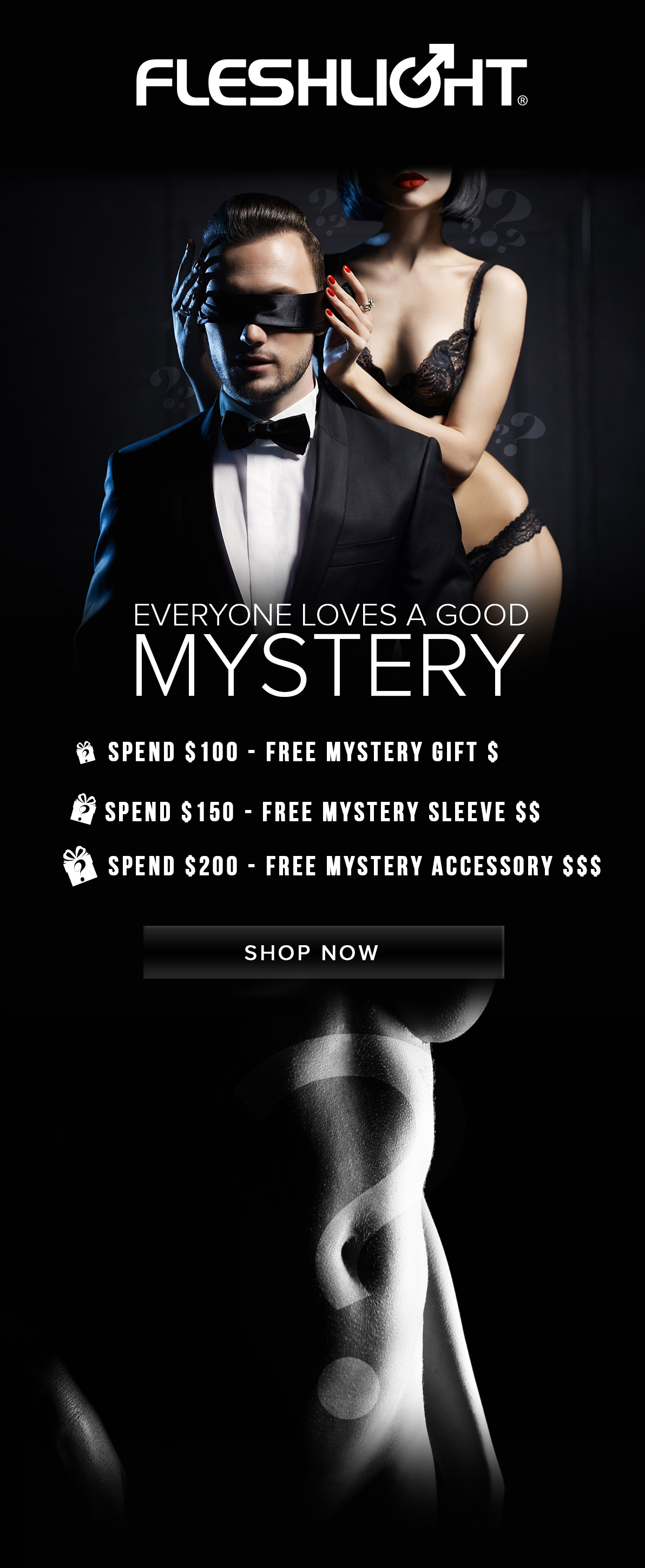 Fleshlight - Treat Yourself To Free Gifts - Mystery Week Continues